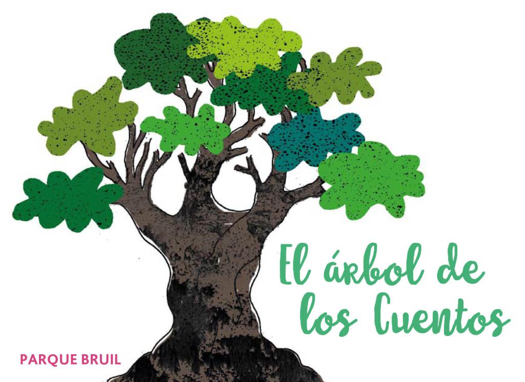 'El árbol de los cuentos' crece en el parque Bruil