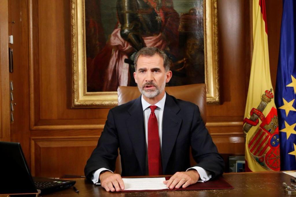 """PCE: """"Felipe VI no es bienvenido a Aragón por representar la monarquía un régimen caduco heredado del franquismo"""""""