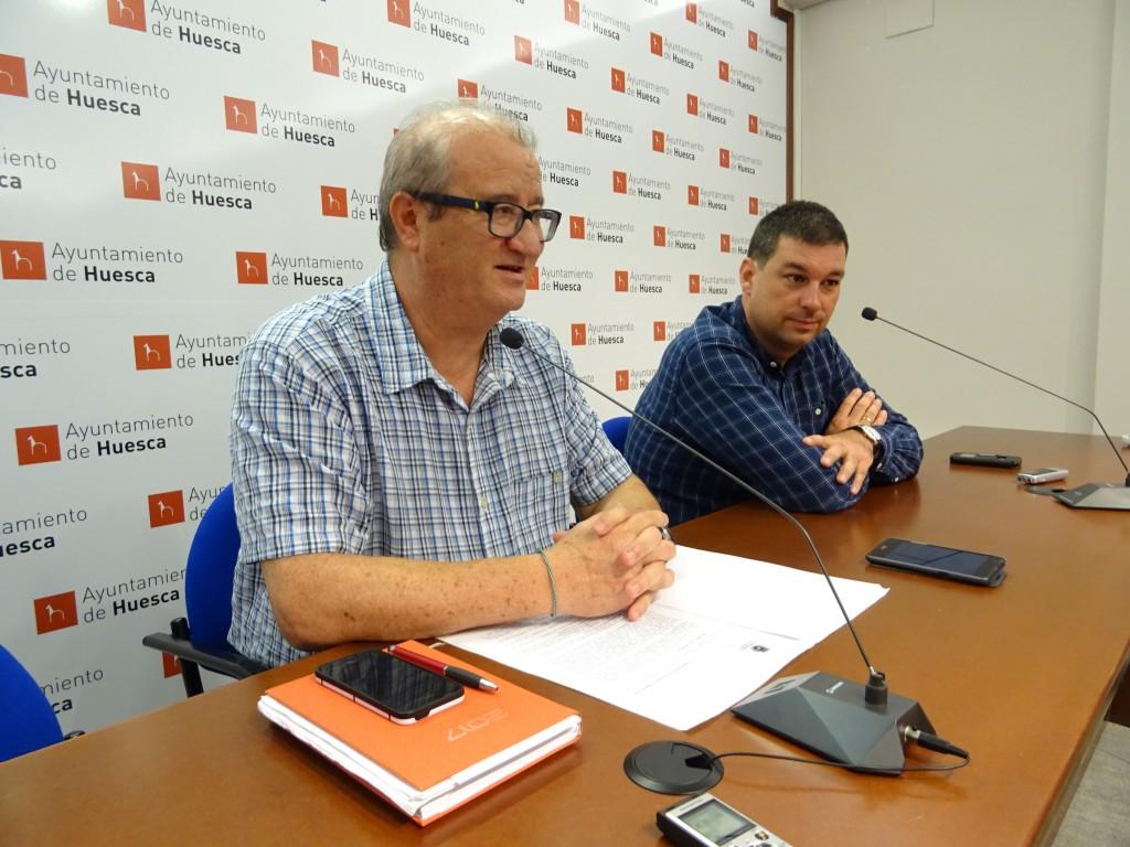 Uesca, a la espera del pronunciamiento del TSJA, trabaja sobre la remunicipalización del servicio de limpieza