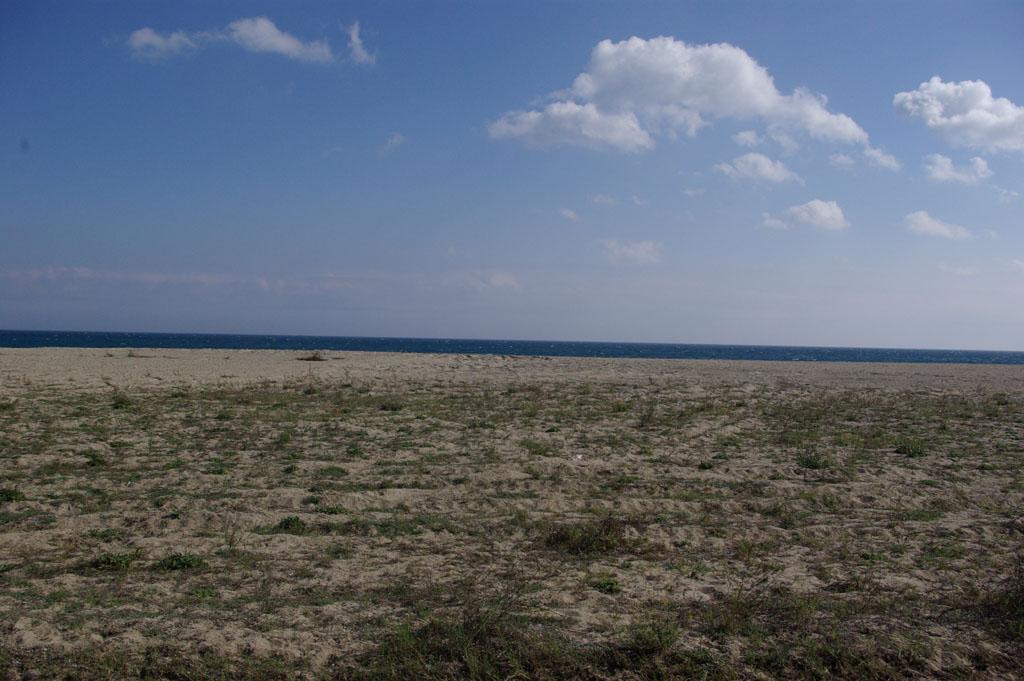 Playa de Argeles Sur Mer en la actualidad.
