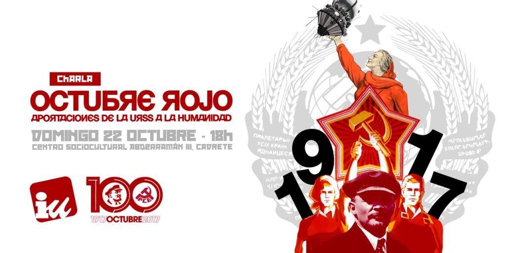 IU Cadrete y Cuarte organizan una charla enmarcada en el centenario de la Revolución Rusa