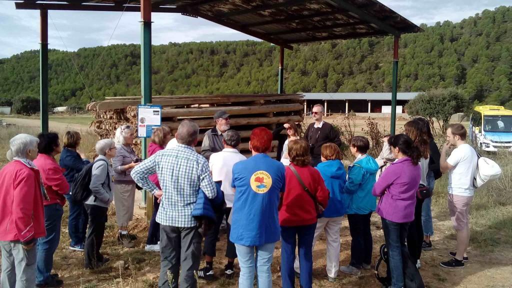 Se celebran las XVII Jornadas Europeas de Patrimonio en la Galliguera