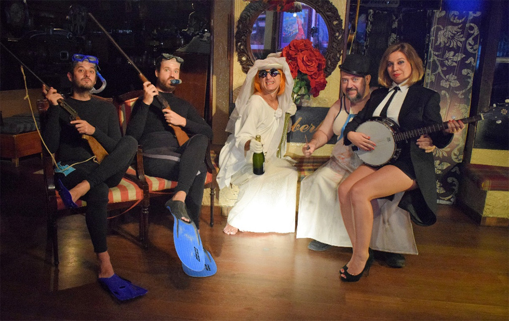 'La Boda Constrictor' de Jaime Ocaña, se estrena estos Pilares en el Teatro del Mercado