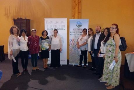 """María Victoria Broto: """"Sólo el protagonismo de la mujer podrá mantener el medio rural"""""""