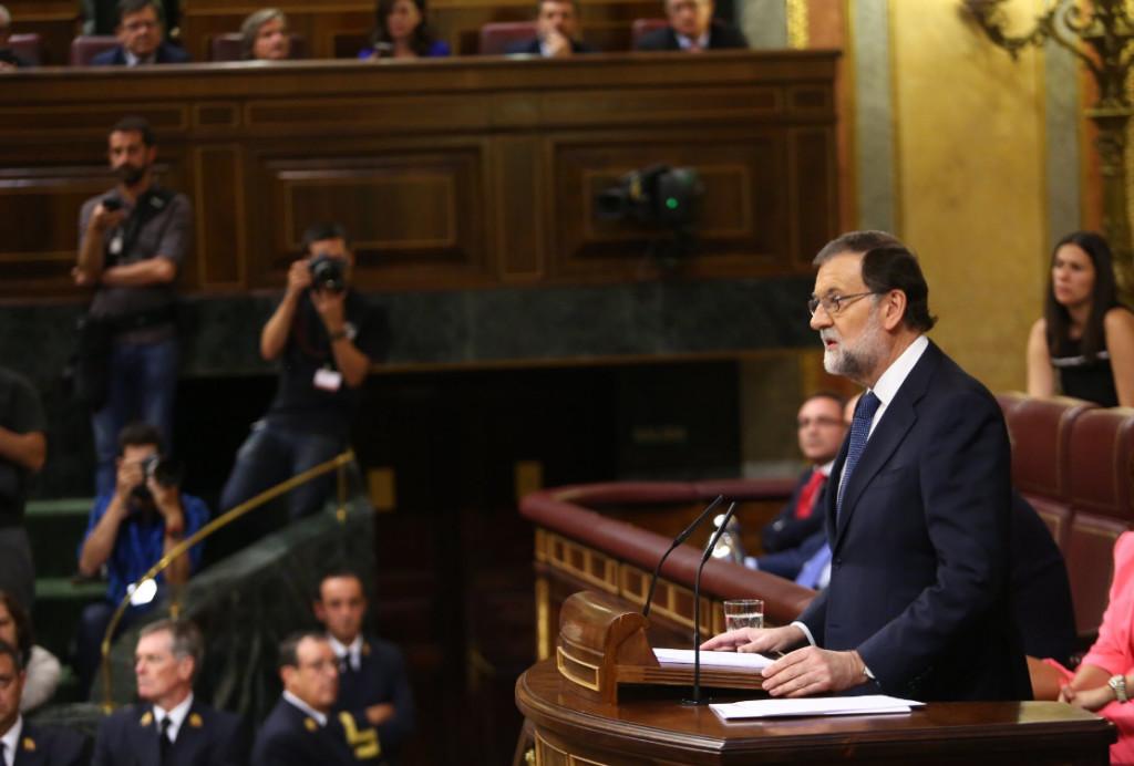 Rajoy confirma el cierre de la puerta al diálogo y sigue adelante con el 155