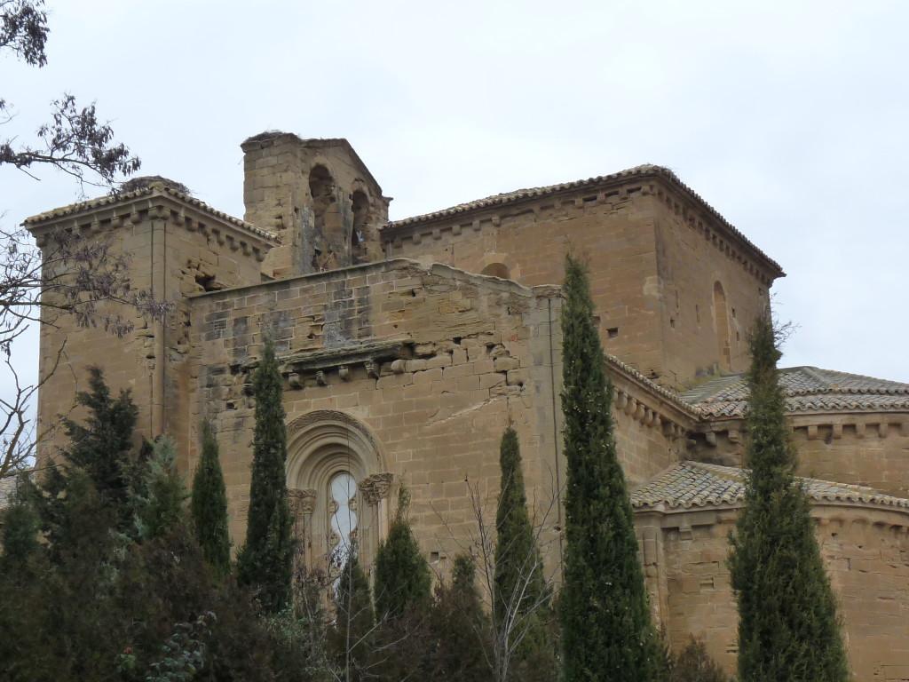 La alegría del monasterio