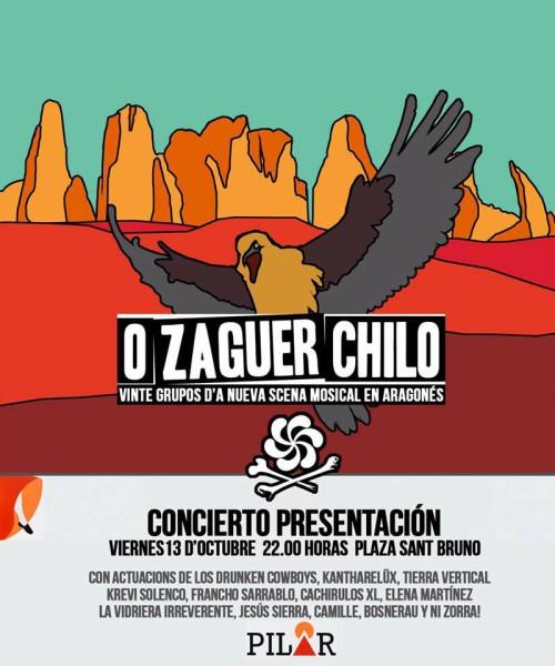 O Zaguer Chilo 13O