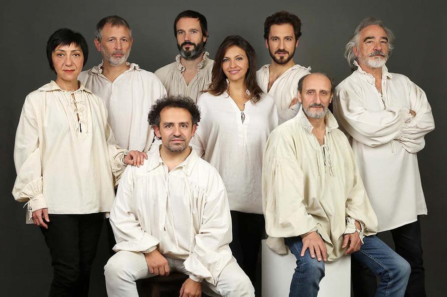'Cyrano de Bergerac' llega al Teatro Principal en las Fiestas del Pilar