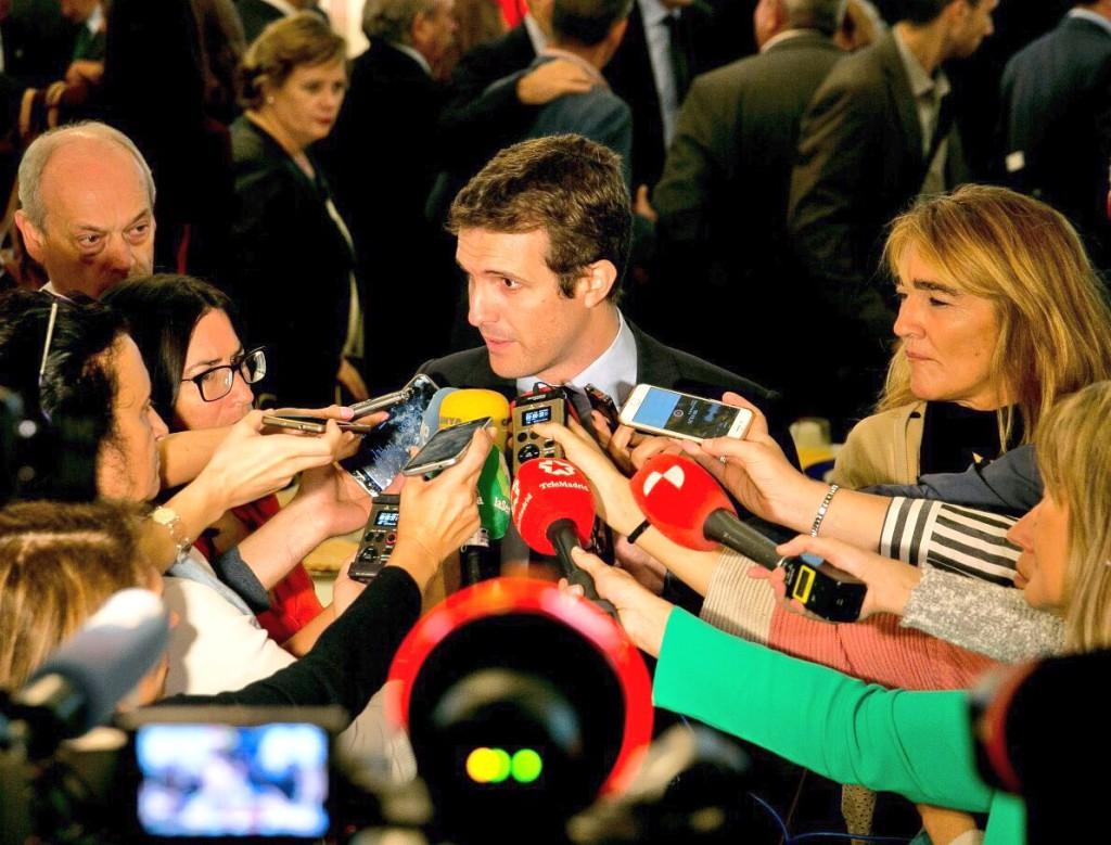 La jueza del caso Cifuentes abre una investigación sobre el máster del vicesecretario de Comunicación del PP, Pablo Casado