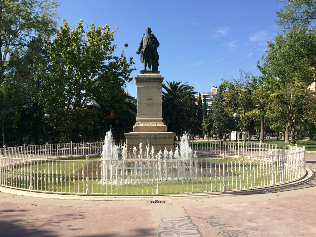 La AV San José también apoya la ampliación del Parque Pignatelli