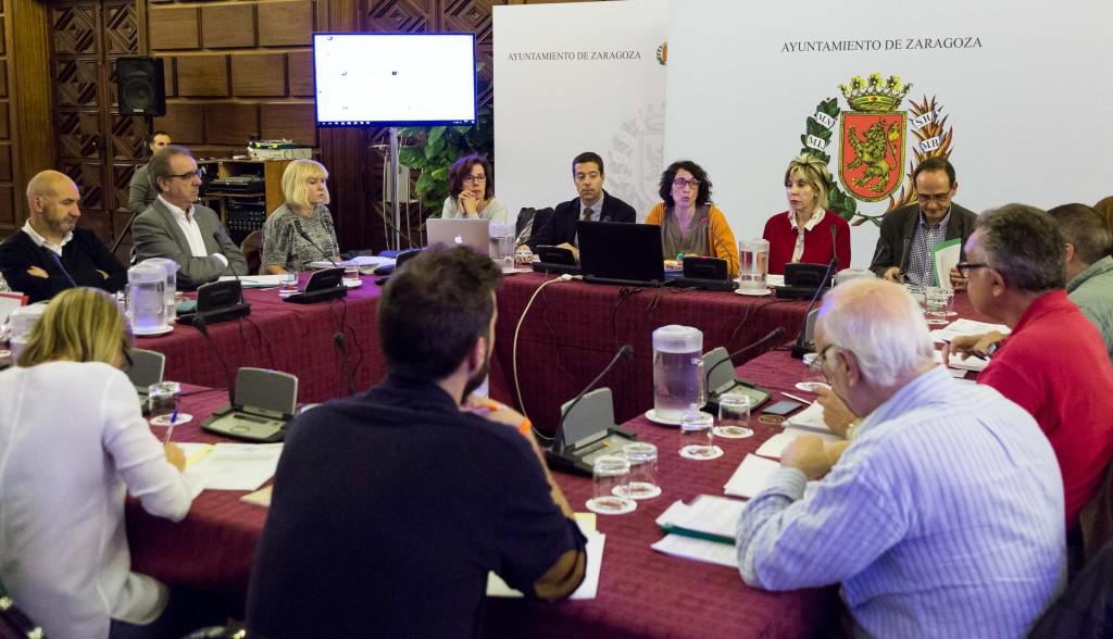 El Grupo de Trabajo de la Reforma del Reglamento de Participación Ciudadana inicia sus sesiones sobre el borrador existente