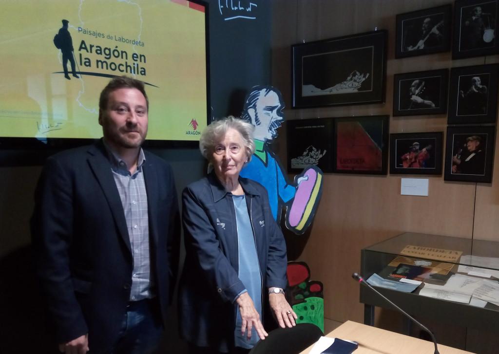 """""""Aragón en la mochila"""" se convierte en cuatro excursiones por  el territorio aragonés"""