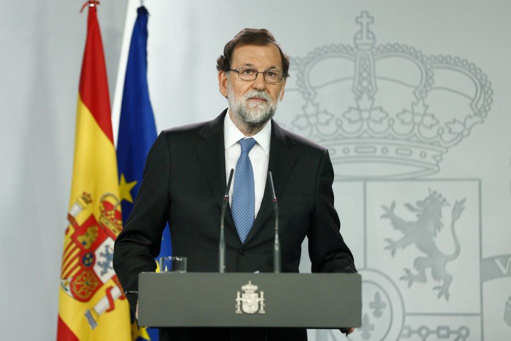 Rajoy recurre al TC la candidatura de Puigdemont ingnorando al Consejo de Estado