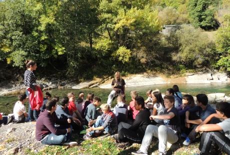 La Reserva de la Biosfera Ordesa Viñamala se acerca a los colegios del territorio