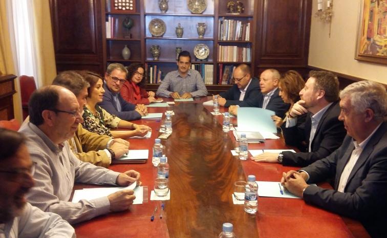 """La ubicación del Museo """"Memorial por la Paz"""" une a toda la oposición en Teruel"""