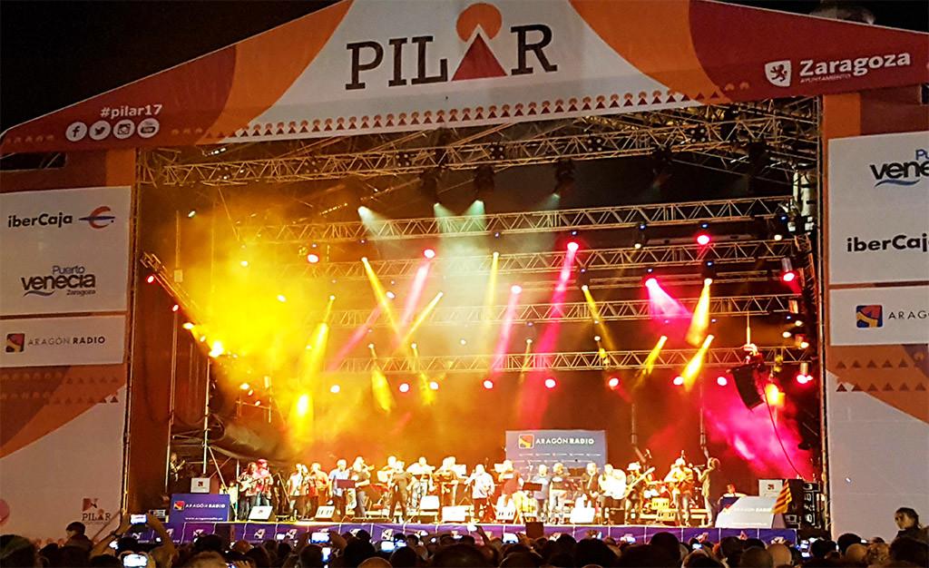 La Ronda de Boltaña retoma el concierto que no pudo dar en las Fiestas del Pilar