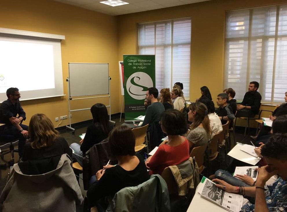 El Colegio Profesional de Trabajo Social de Aragón reclama más plazas públicas en Zaragoza