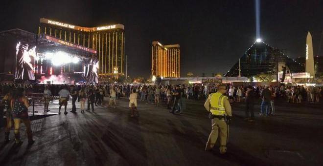 58 muertos y 515 heridos en un tiroteo indiscriminado en Las Vegas