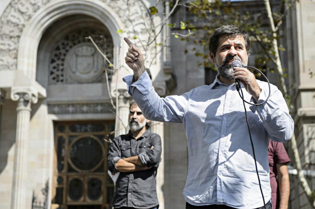 La Audiencia Nacional cita a Trapero, Sánchez (ANC) y Cuixart (Òmnium) como investigados por sedición