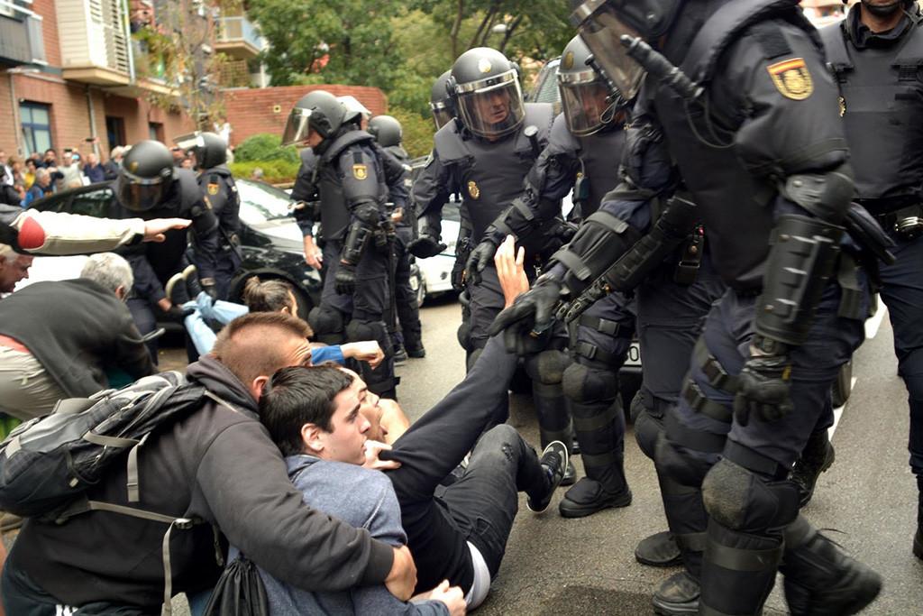 """ZeC critica la """"deriva represiva y autoritaria del gobierno del PP"""""""