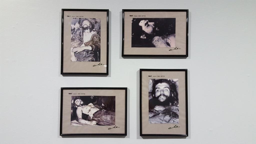 Se exponen las fotos inéditas del Che muerto que conservó el misionero zaragozano Luis Cuartero
