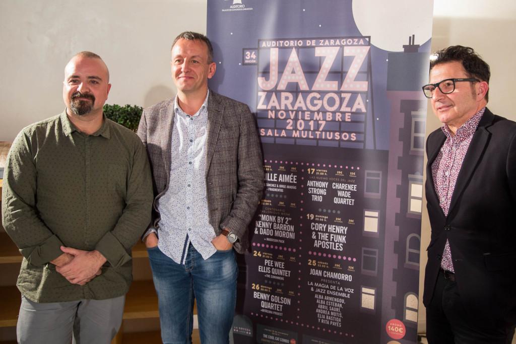 Destacada presencia femenina en el Festival de Jazz de Zaragoza
