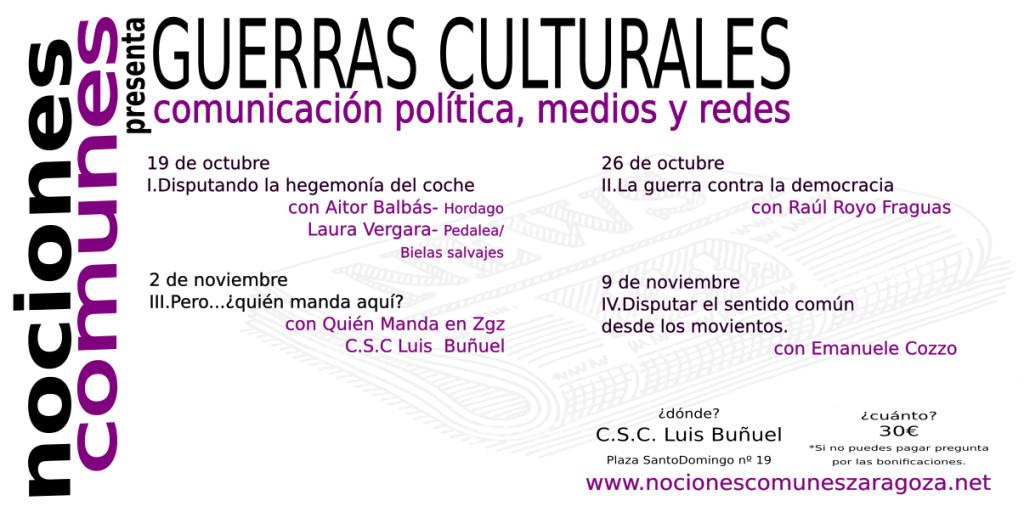 Guerras culturales, comunicación política, medios y redes