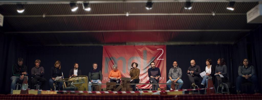 Alto Aragón en Común participa en el encuentro estatal de plataformas municipalistas