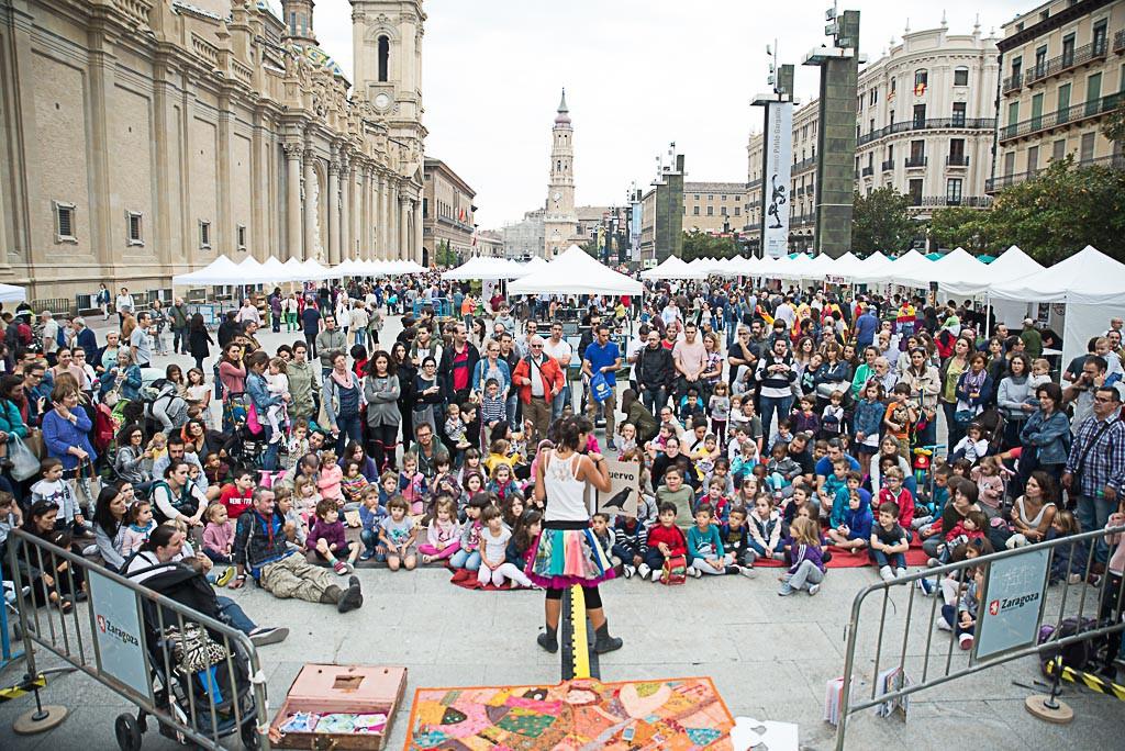 La Feria del Mercado Social de Aragón concluye con gran éxito de afluencia y participación