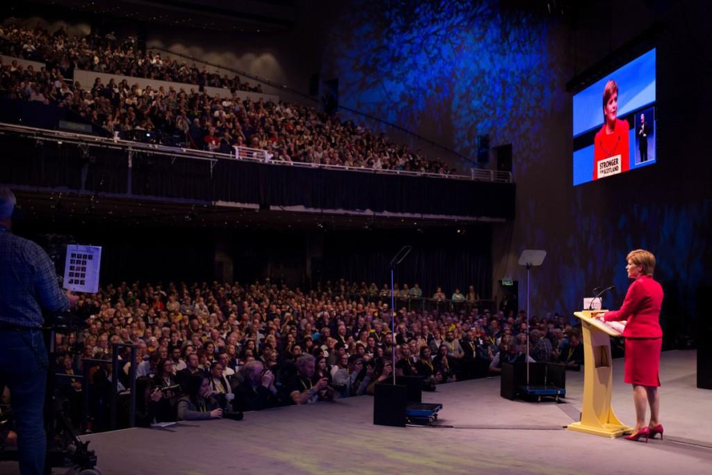La primera ministra de Escocia habla del segundo referéndum
