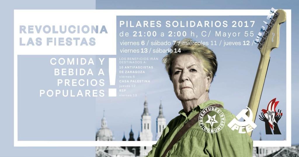 Los Pilares Solidarios volverán a tener como punto de encuentro la calle Mayor