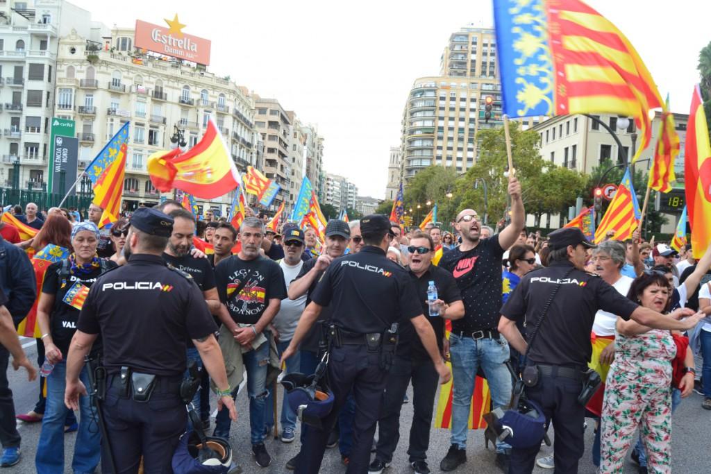 Vergüenza en València: cuando el fascismo se siente legitimado