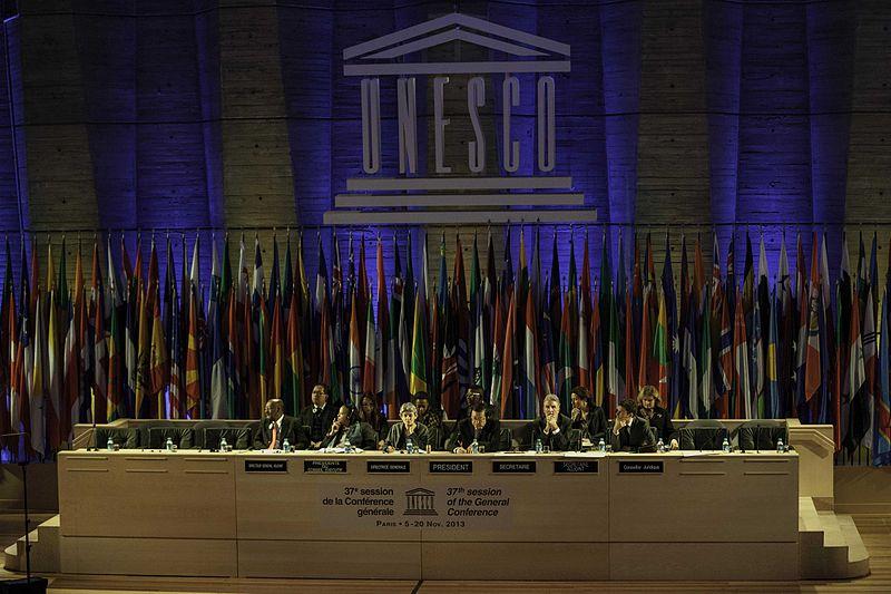 Estados Unidos e Israel abandonan la UNESCO por la inclusión de Palestina en 2011