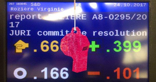 El Parlamento Europeo se posiciona en favor de la protección fuerte de los alertadores en la UE