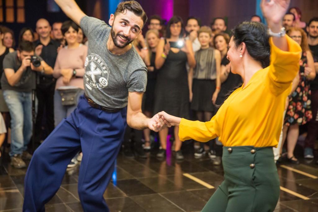 El ZaraSwing Festival llega de nuevo para llenar Zaragoza de música y baile