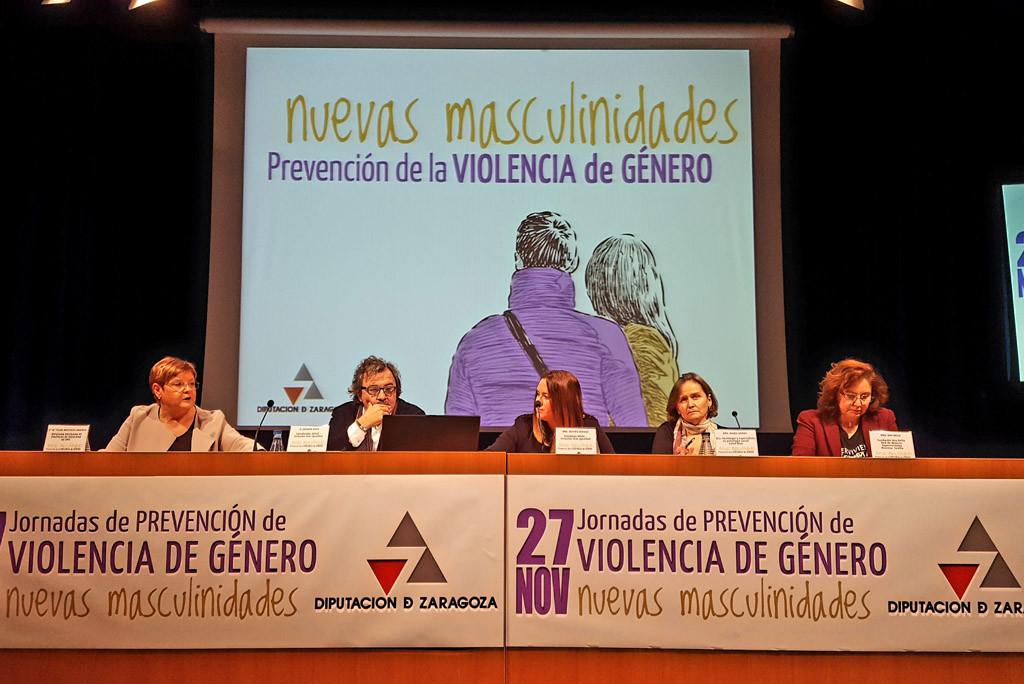 Alta participaciónen la jornada de prevención de la violencia demachistaorganizada porDPZ