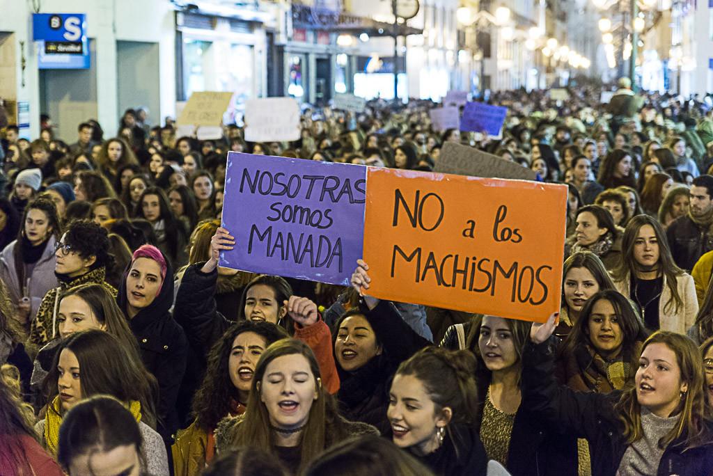 IU Aragón y Podemos apoyan las movilizaciones convocadas para rechazar las políticas machistas de la extrema derecha