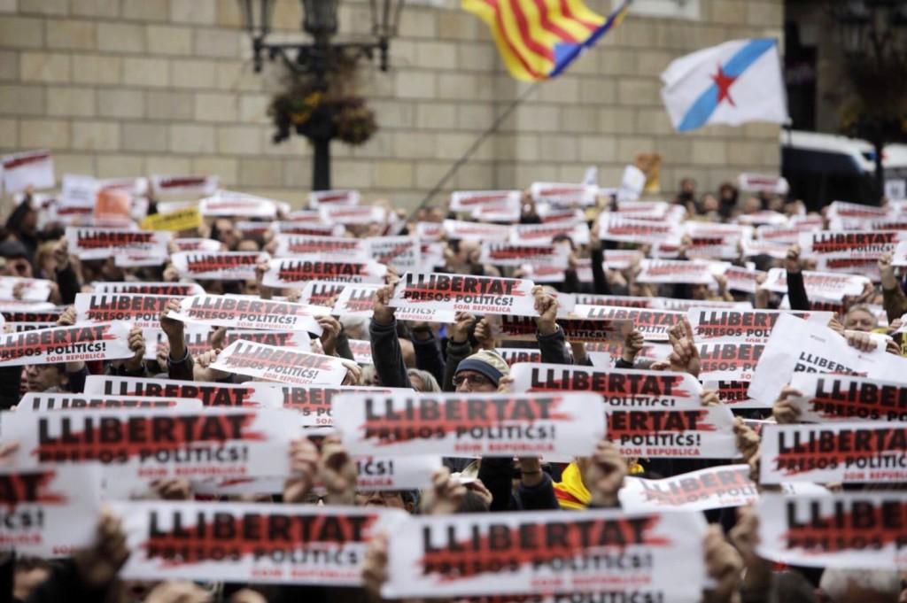 [EN DIRECTO] Catalunya: República frente al 155