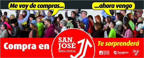 AV San Jose Campaña promocion Comercio Proximidad