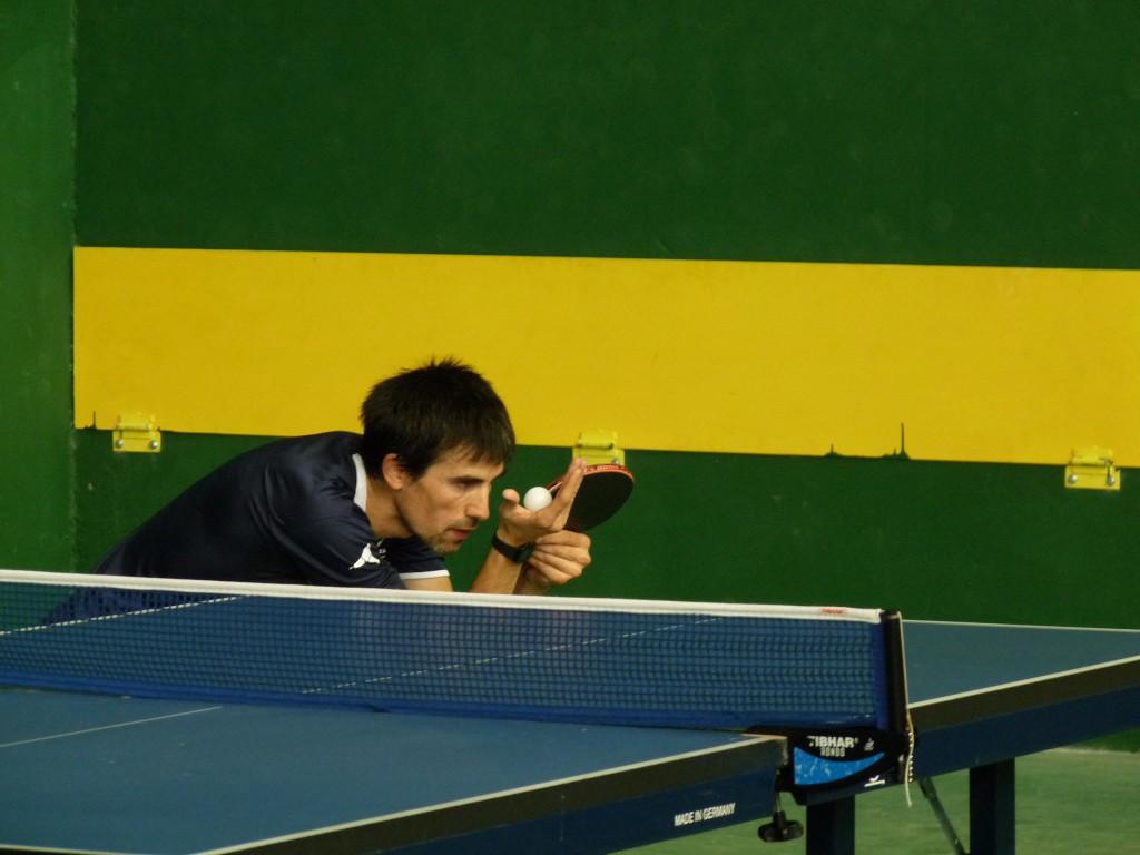 Importantes encuentros para los dos equipos aragoneses de primera división de tenis de mesa