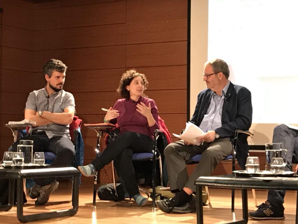 Arantza Gracia presenta en Madrid las políticas de consumo responsable del Ayuntamiento de Zaragoza