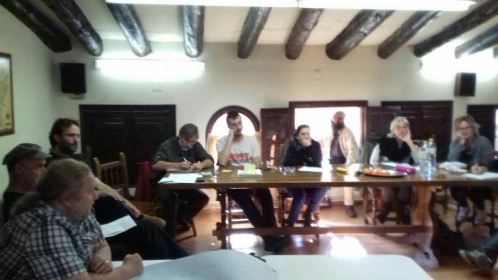 Bardenas Libres 2018 se reunirá con las candidaturas municipales de los pueblos afectados por la presencia del polígono militar