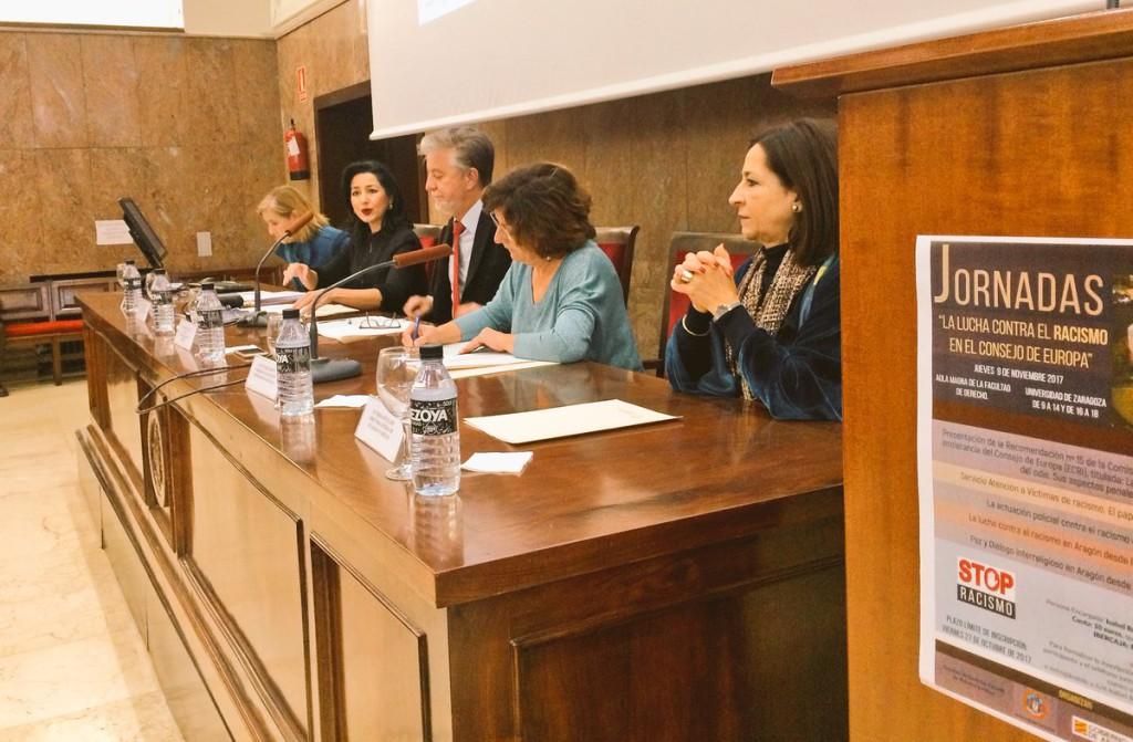 """María Victoria Broto destaca la importancia de educar a """"personas tolerantes desde las escuelas infantiles hasta la Universidad"""""""