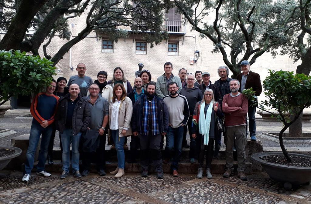 Joaquín Palacín será el Coordinador de CHA-Altoaragón y José Ramón Ceresuela y Orosia Campo, Vicesecretarios Territoriales