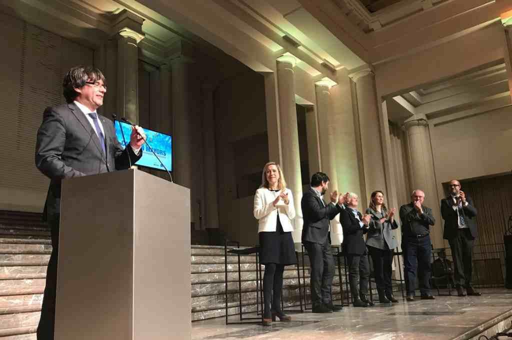 La justicia belga aplaza el juicio del Govern y Puigdemont hasta el 4 de diciembre