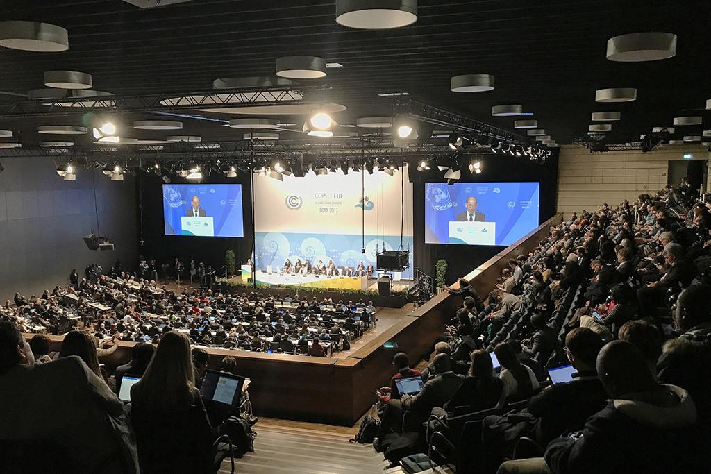 La COP23 llega a Bonn con los deberes sin hacer