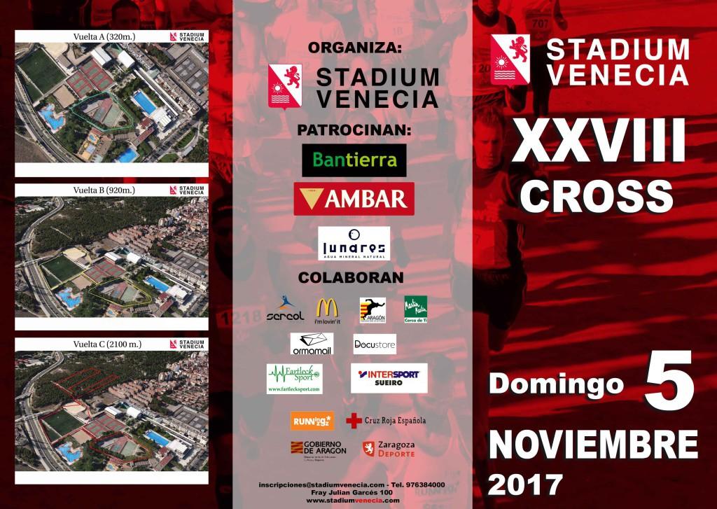 Llega la XXVIII Edición del Cross de Stadium Venecia