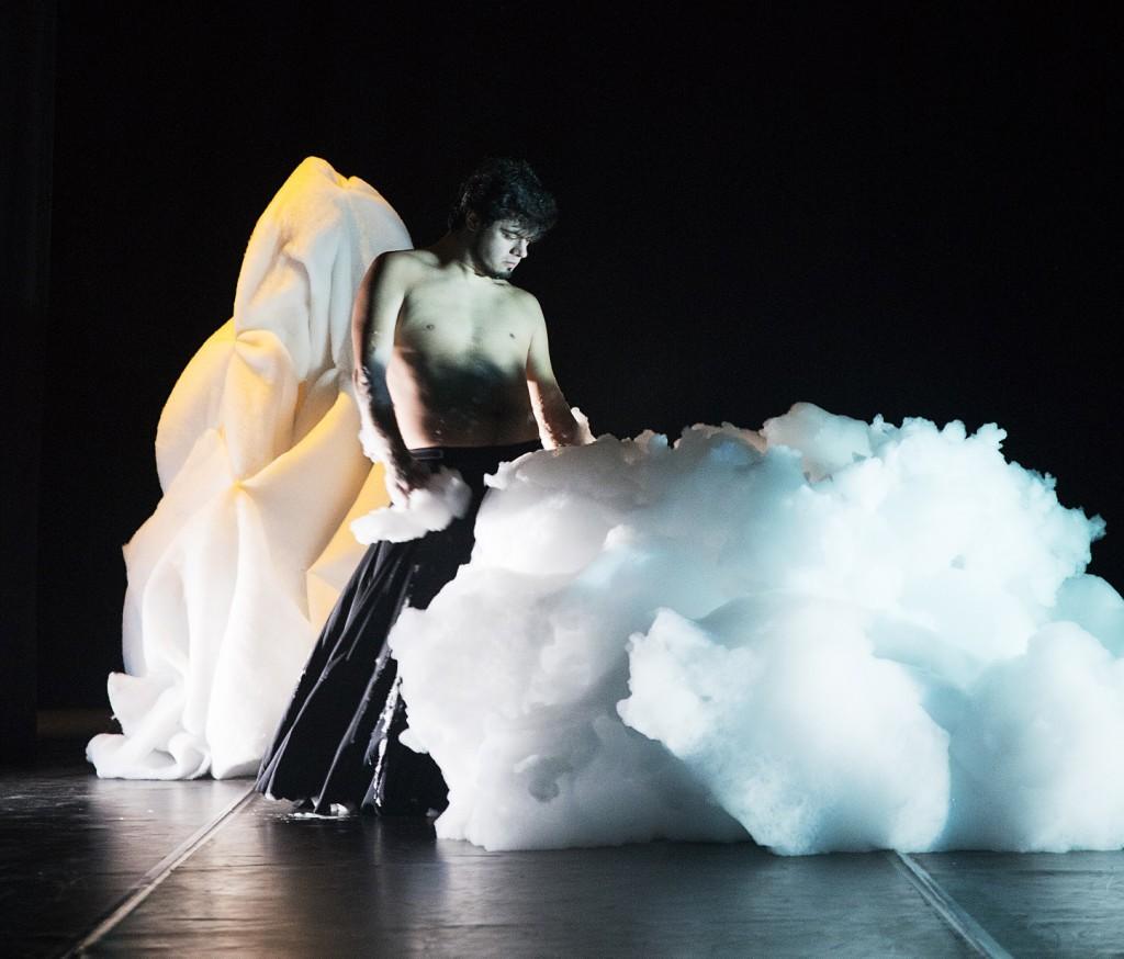 Danza Mobile y Alteraciones Danza Teatro llegan al Teatro de la Estación con 'Mi nombre nadie'
