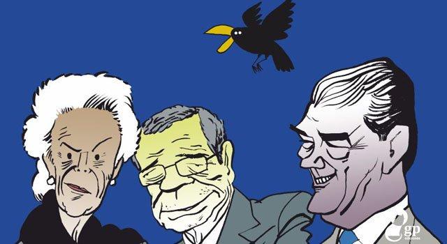 El humorista gráfico José Luis Cano presenta su último libro 'Eclesiastés Aragonés'