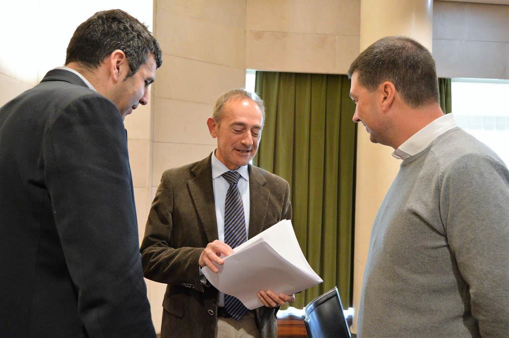 Cambiar logra introducir sus propuestas en el Presupuesto de la DPH